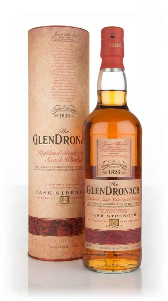 The Glendronach Cask Strength - Batch 5