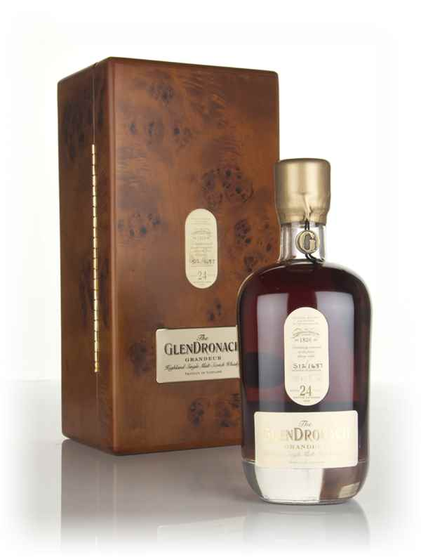 The GlenDronach 24 Year Old - Grandeur Batch 9
