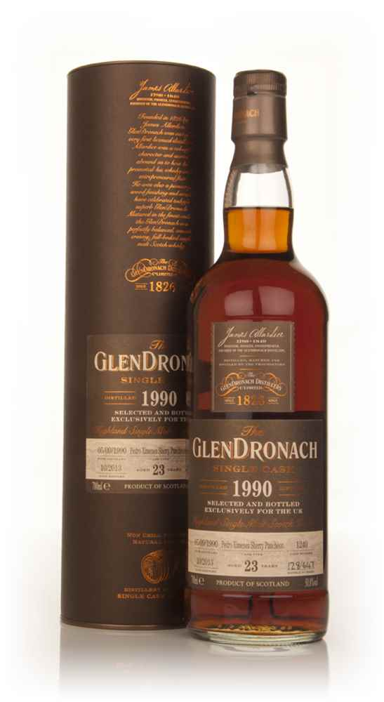 GlenDronach 23 Year Old 1990 (cask 1240)
