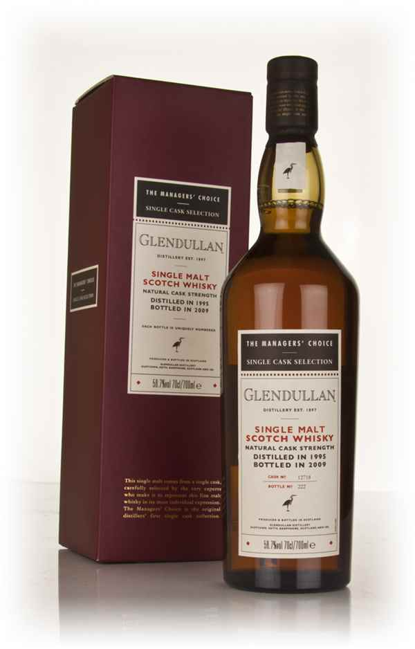 Glendullan 1995 - Managers Choice
