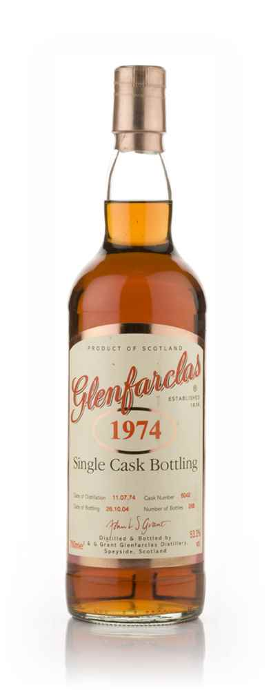 Glenfarclas 26 Year Old 1974 Single Cask