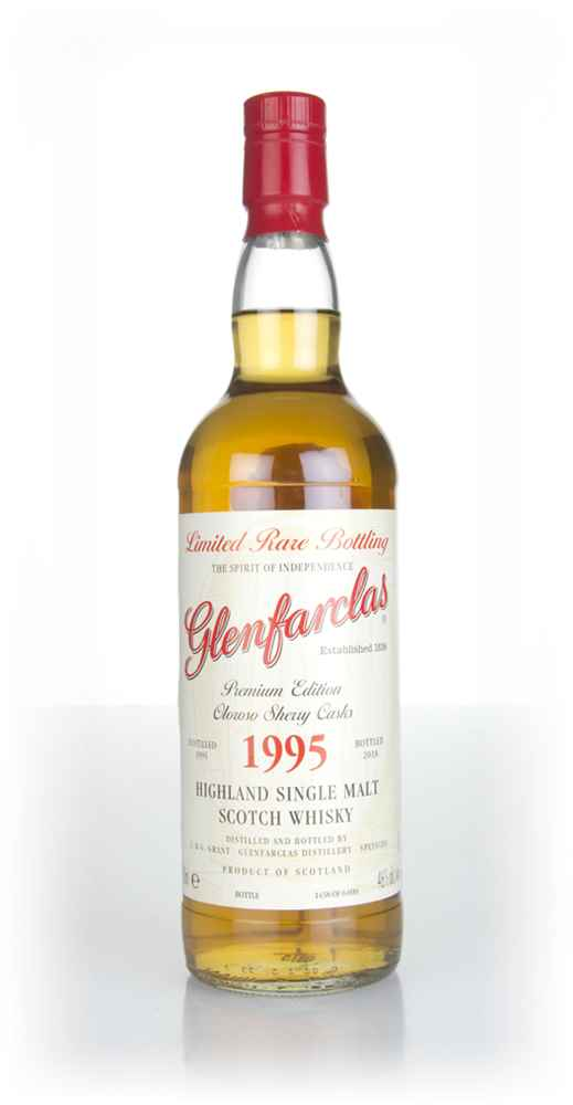 Glenfarclas 1995 (bottled 2018) Premium Edition