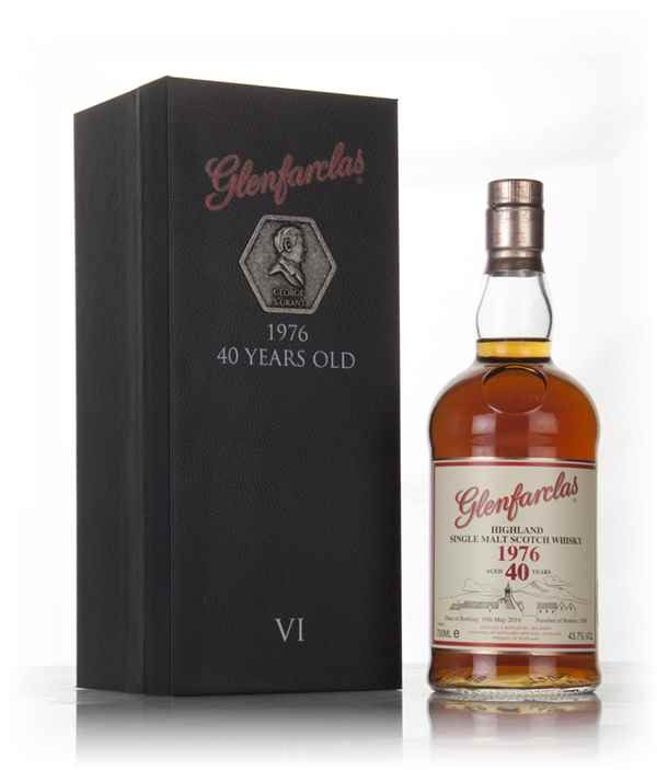Glenfarclas 40 Year Old 1976 - Family Collector Series VI