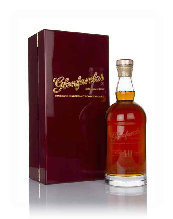 Glenfarclas 40 Year Old Decanter