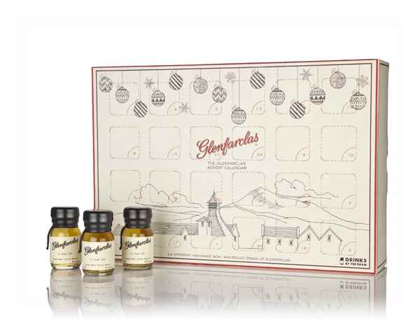 Glenfarclas Whisky Advent Calendar (2018 Edition)