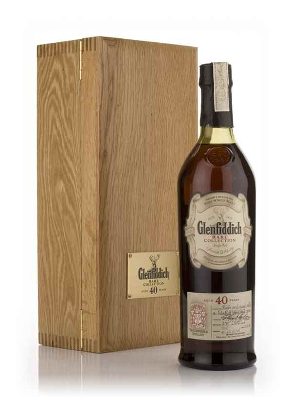 Glenfiddich 40 Year Old - Rare Collection