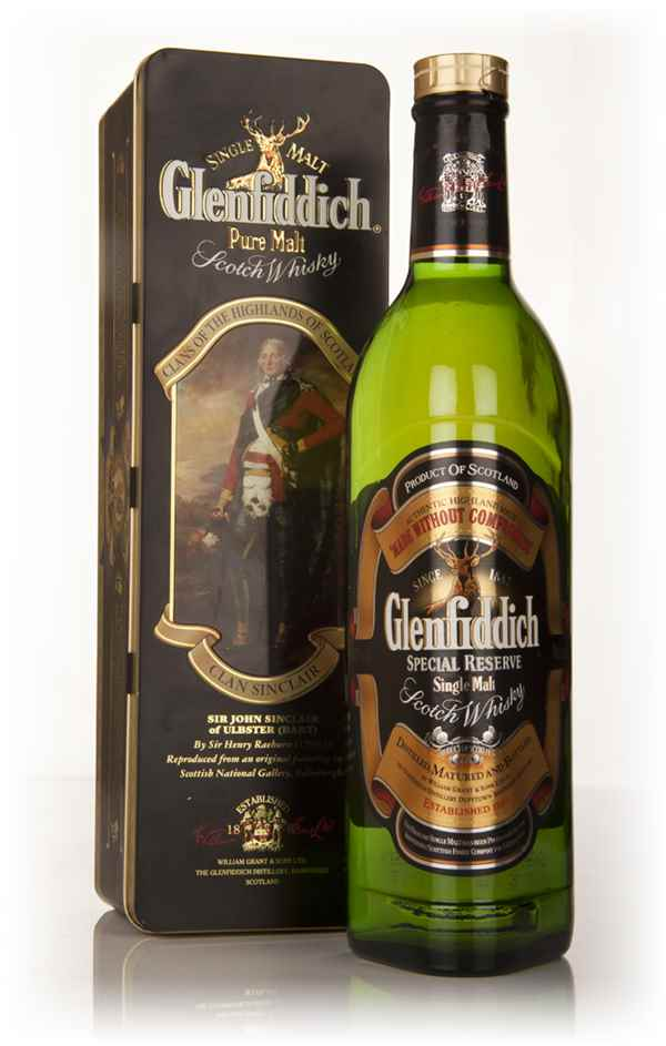 "Glenfiddich ""Clan Sinclair"" - Clans of the Highlands"