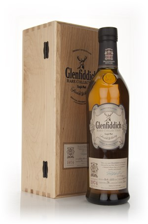 Glenfiddich 36 Year Old 1974 Vintage Reserve - Rare Collection