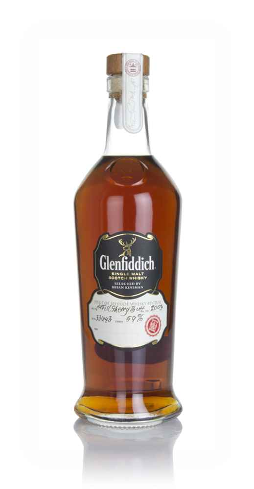 Glenfiddich 2003 (cask 33643) - Spirit of Speyside 2017