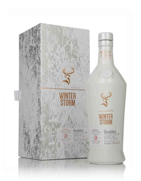 Glenfiddich 21 Year Old Experimental Series - Winter Storm (Batch 2)
