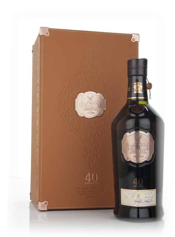 Glenfiddich 40 Year Old Limited Edition (Release Number 8)