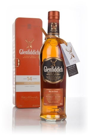 Glenfiddich Rich Oak - Gift Tin