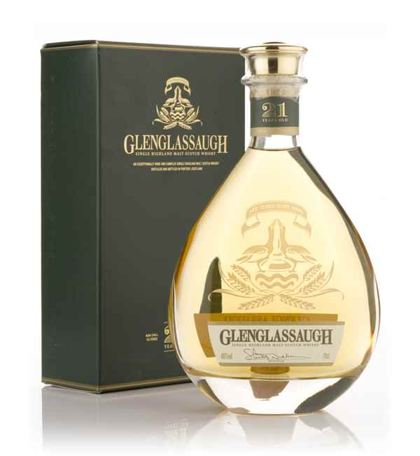 Glenglassaugh 21 Year Old Decanter