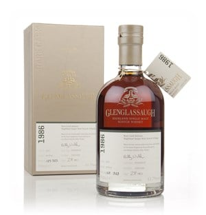 Glenglassaugh 28 Year Old 1986 (cask 2101) - Rare Cask Release Batch 1