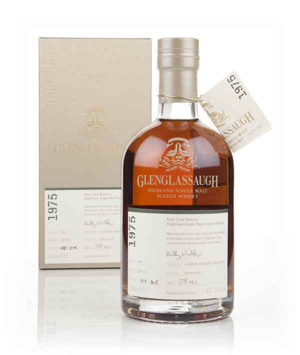 Glenglassaugh 38 Year Old 1975 (cask 7301) - Oloroso Cask Finish -  Rare Cask Release Batch 1