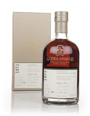Glenglassaugh 41 Year Old 1972 (cask 2114) - Rare Cask Release Batch 1