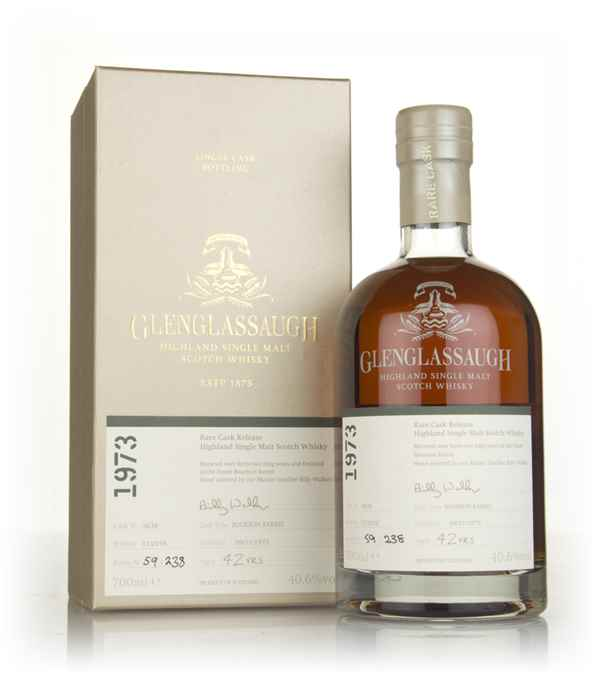 Glenglassaugh 42 Year Old 1973 (cask 5638) - Rare Cask Release Batch 3