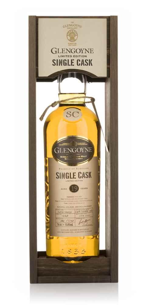 Glengoyne 19 Year Old Sherry Cask