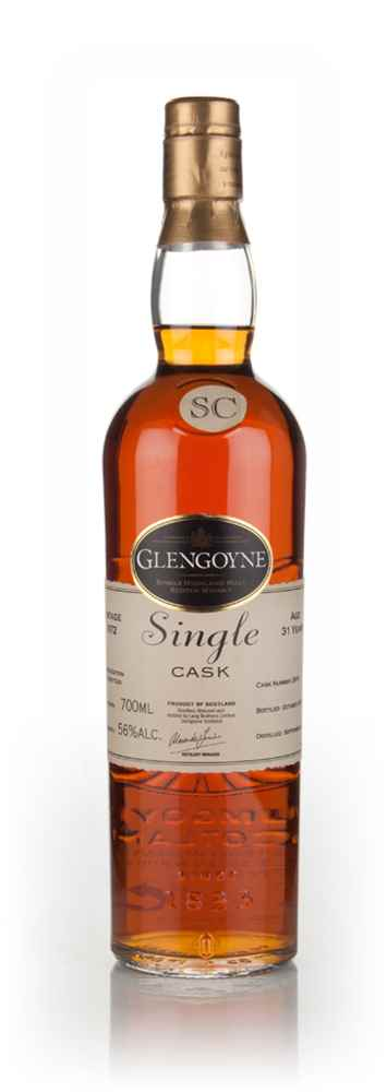 Glengoyne 31 Year Old 1972 (cask 2970) - Single Cask