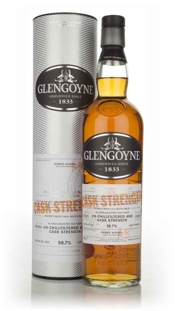 Glengoyne Cask Strength Batch 1