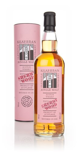 Kilkerran Work In Progress 6th Release - Sherry Wood