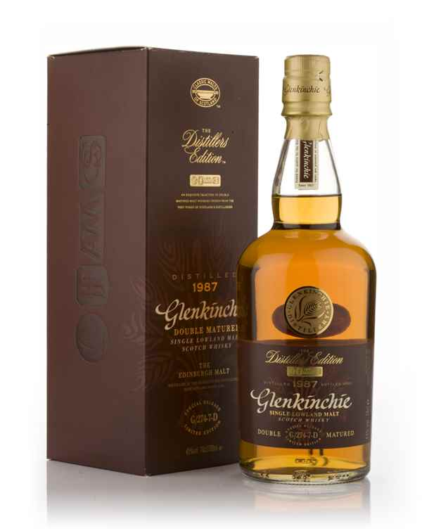 Glenkinchie 1987 Amontillado Finish - Distillers Edition