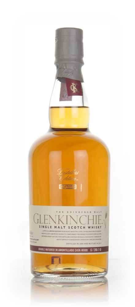 Glenkinchie 2000 (bottled 2013) Amontillado Cask Finish - Distillers Edition