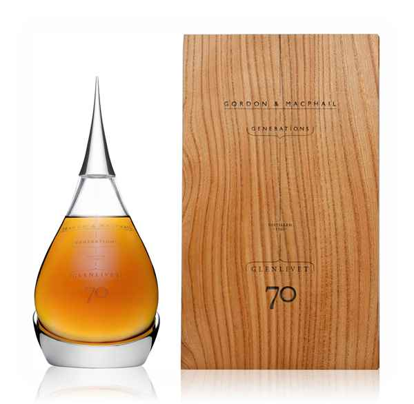 Glenlivet 70 Year Old 1940 - Generations (Gordon and MacPhail)