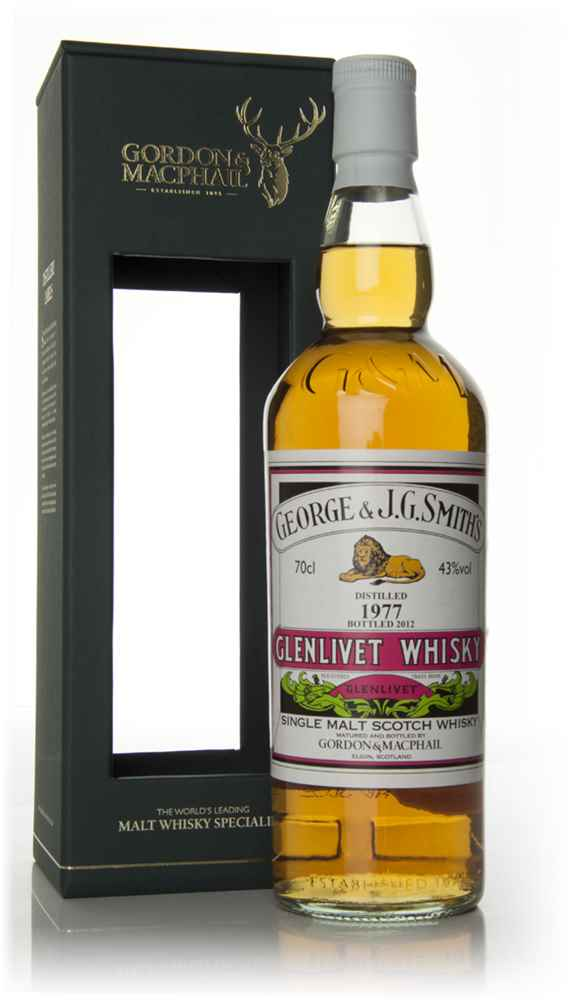 Smith's Glenlivet 1977