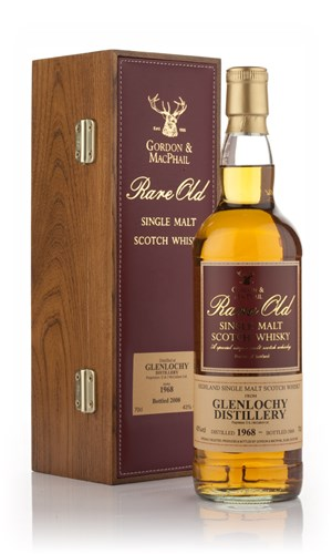 Glenlochy 1968 - Rare Old (Gordon and MacPhail)