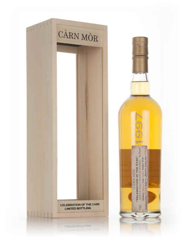 Glenlossie 19 Year Old 1997 (cask 6749) - Celebration Of The Cask (Càrn Mòr)