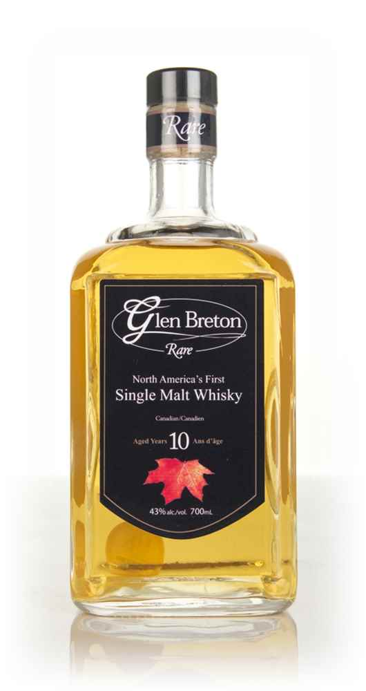 Glen Breton Rare 10 Year Old