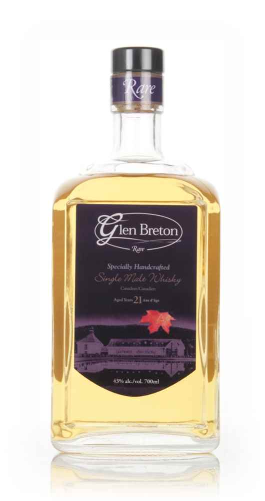 Glen Breton Rare 21 Year Old