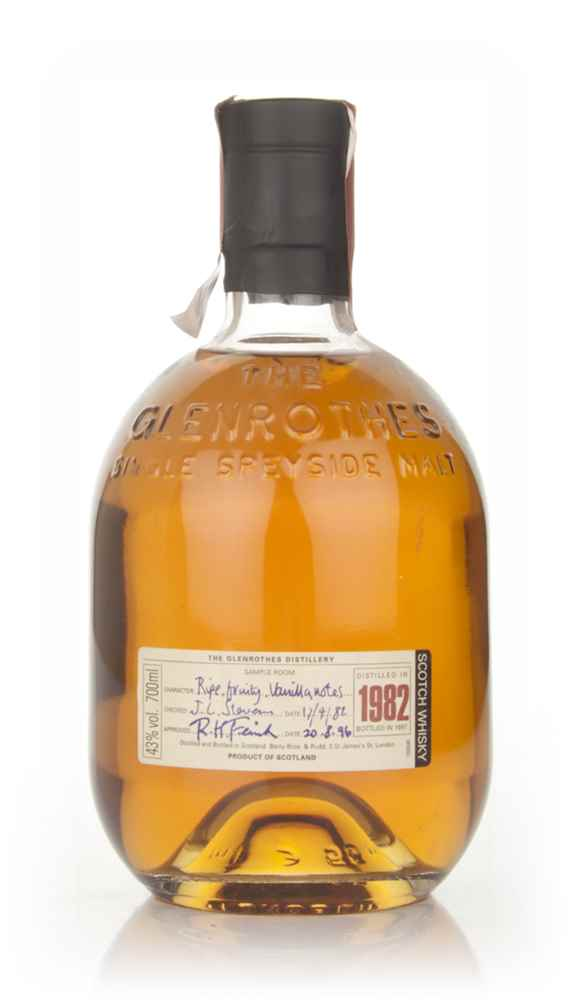 Glenrothes 1982 (Old Bottling)
