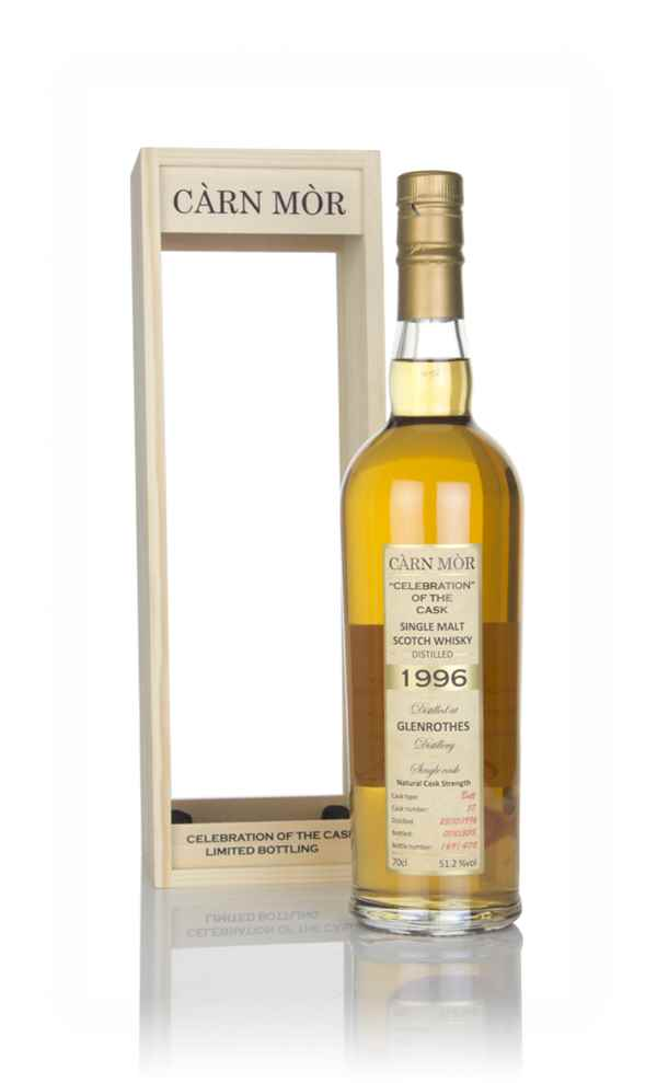 Glenrothes 21 Year Old 1996 (cask 57) - Celebration of the Cask (Càrn Mòr)