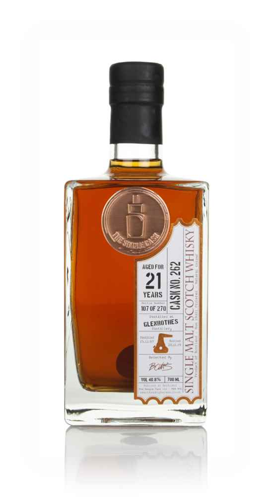 Glenrothes 21 Year Old 1997 (cask 262) - The Single Cask