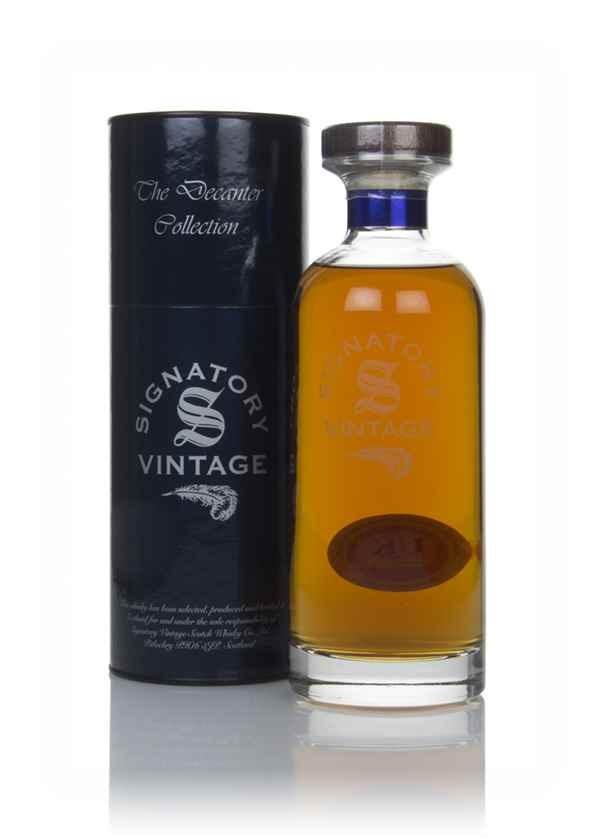 Glenrothes 21 Year Old 1997 (cask 6369)  - Ibisco Decanter (Signatory)