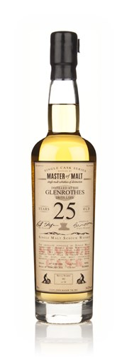 Glenrothes 25 Year Old 1988 - Single Cask (Master of Malt)