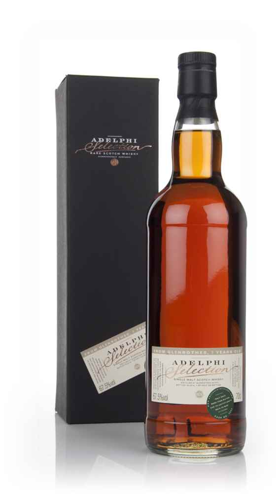 Glenrothes 7 Year Old 2007 (cask 3523) - (Adelphi)