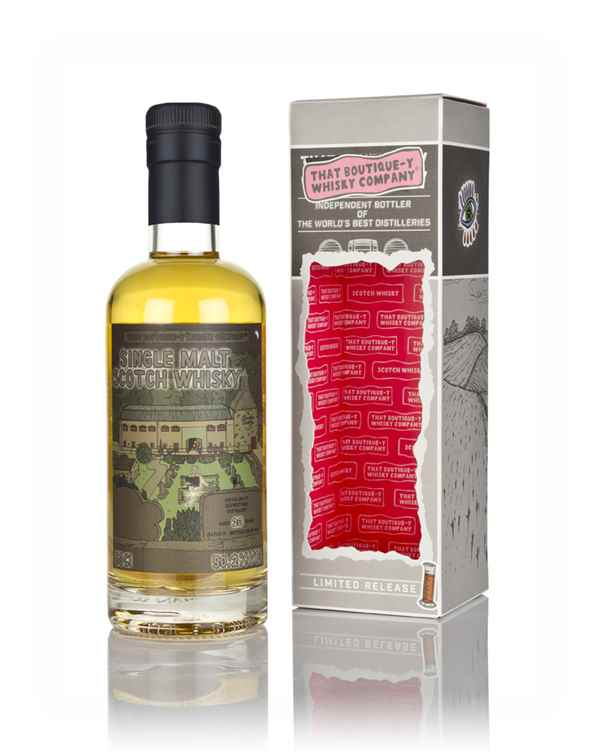 Glenrothes 20 Year Old (That Boutique-y Whisky Company)