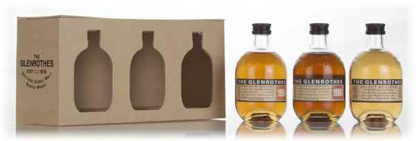 Glenrothes Triple Pack (3 x 10cl)