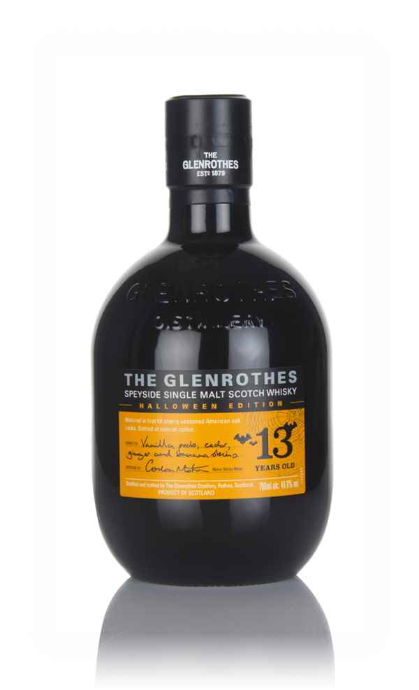 The Glenrothes 13 Year Old - Halloween Edition