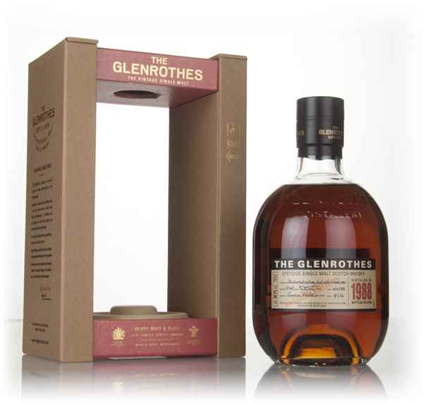 The Glenrothes 1988 (bottled 2016) - 2nd Edition