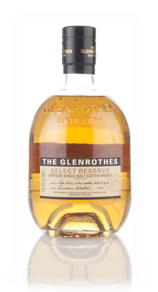 The Glenrothes Select Reserve (43%)