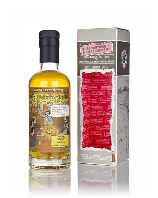 Glentauchers 17 Year Old (That Boutique-y Whisky Company)