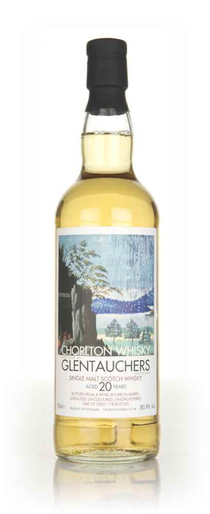 Glentauchers 20 Year Old - Chorlton Whisky