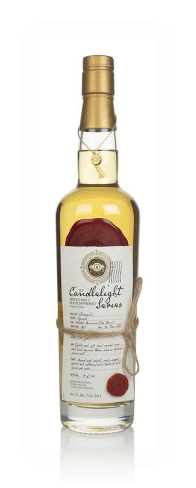Glentauchers 20 Year Old 1997 (cask 3844) - Candlelight Series (Whisky Illuminati)