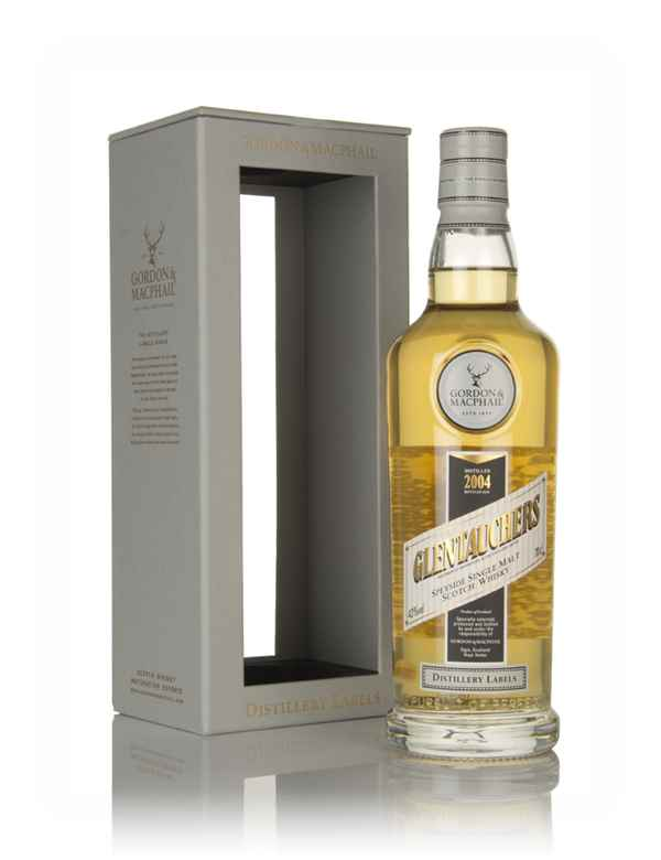 Glentauchers 2004 (bottled 2018) - Distillery Labels (Gordon & MacPhail)