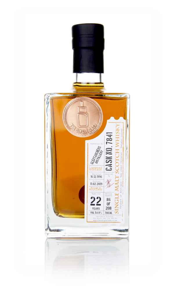 Glentauchers 22 Year Old 1996 (cask 7841) - The Single Cask