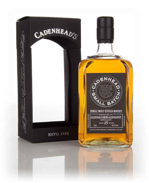 Glentauchers 25 Year Old 1989 - Small Batch (WM Cadenhead)